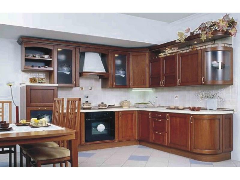 Кухня Ариэль массив
