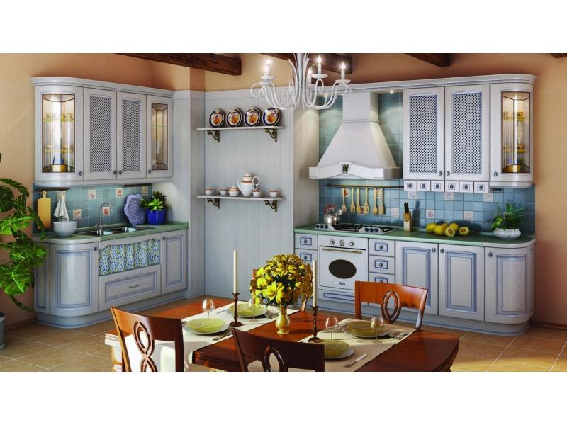 Кухня прямая Ischia