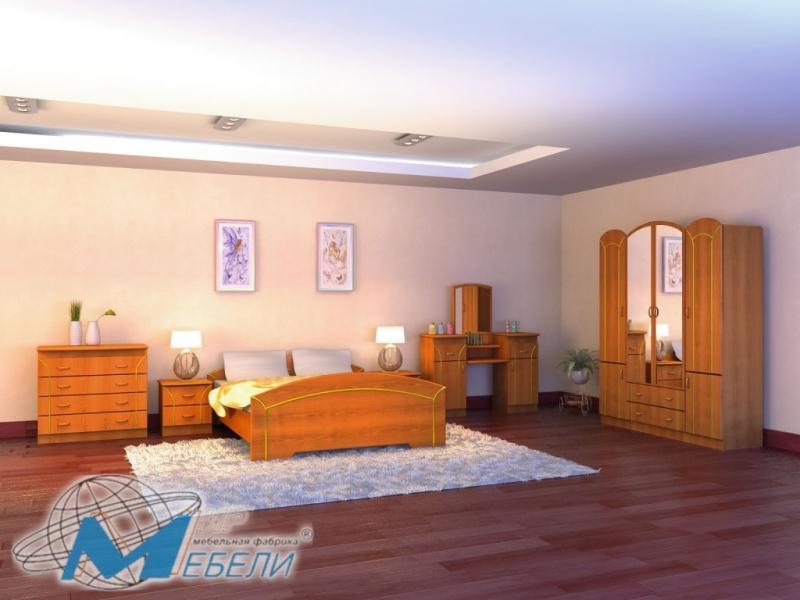 Спальный гарнитур Экстаза
