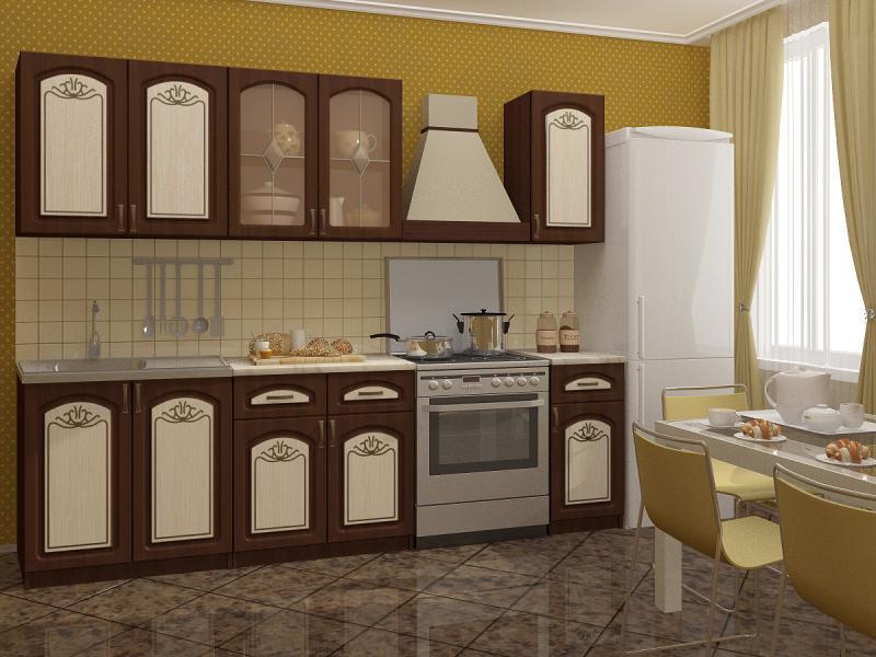 Кухонный гарнитур «Белфорд»