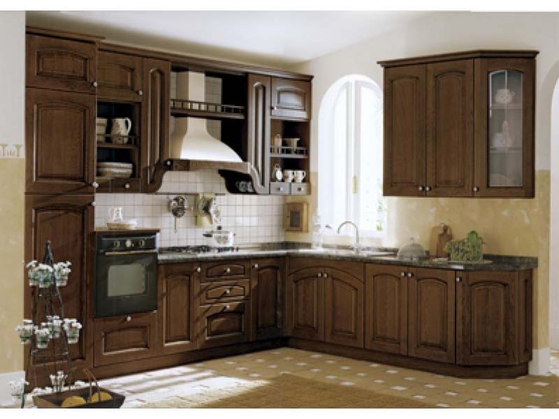 Кухня угловая 9