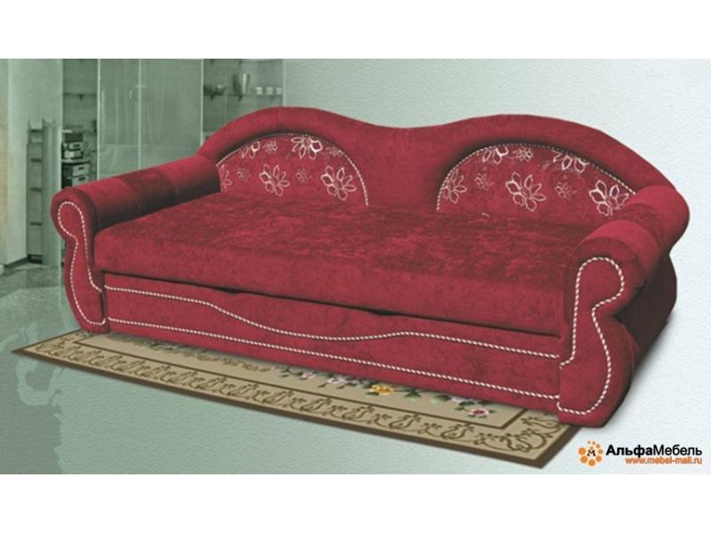 диван тахта Альфа 109 выкатной
