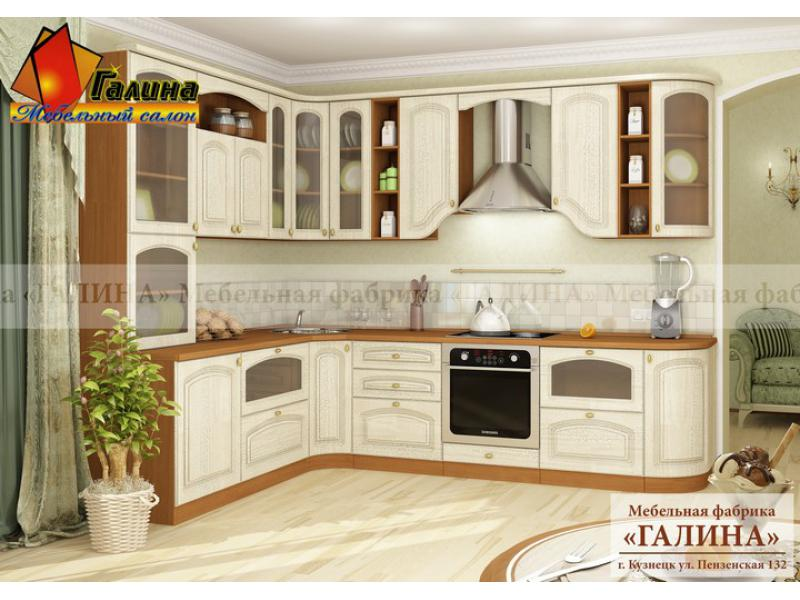 кухня угловая «Лиана»