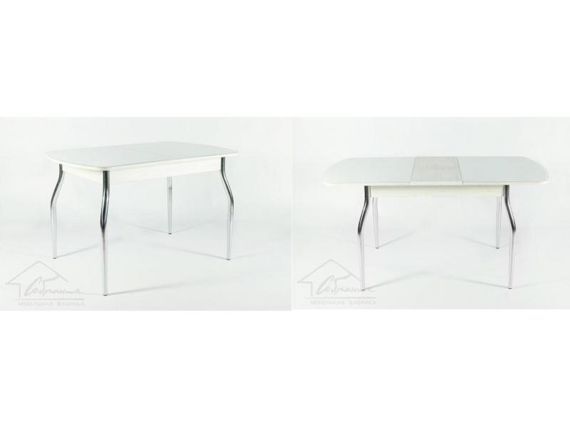 Стол Капелла со стеклом