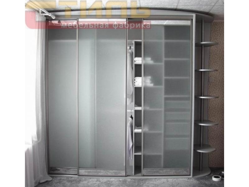 Шкаф встроенный 25