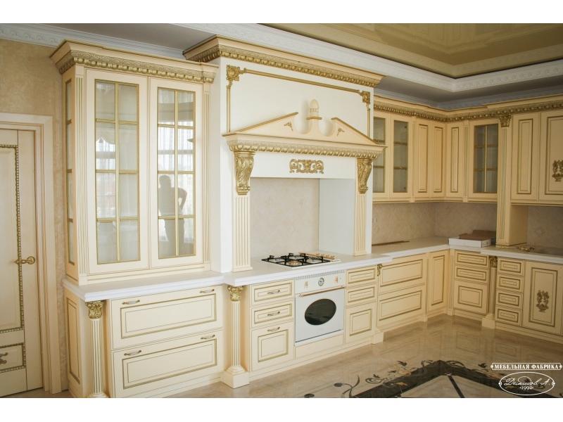 Кухонный гарнитур угловой Валерия