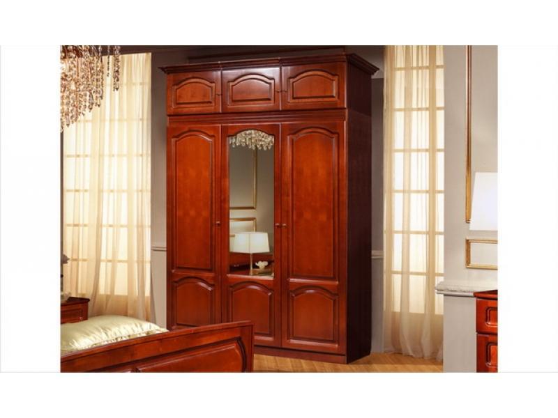 Шкаф для платья и белья ГМ 8427-01