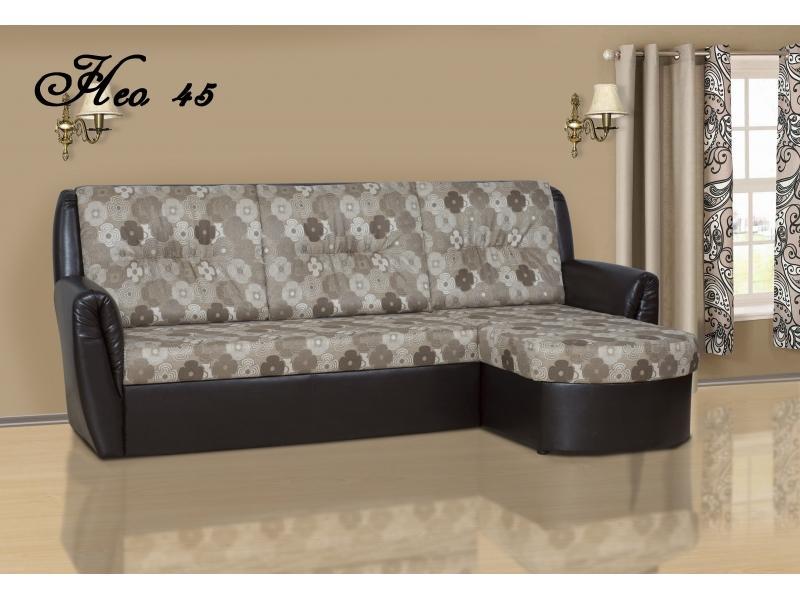 Угловой диван Нео 45