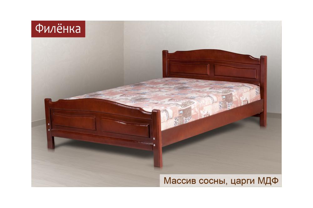 Кровать «Филенка»