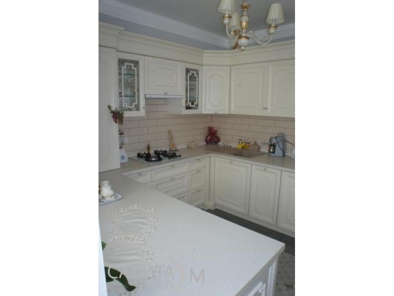 Кухонный гарнитур угловой Лагуна