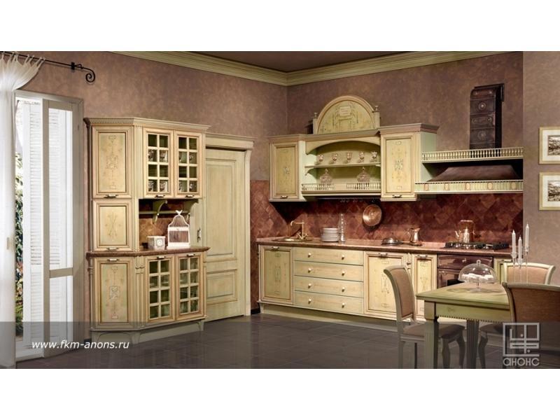 Кухня прямая «Паола»