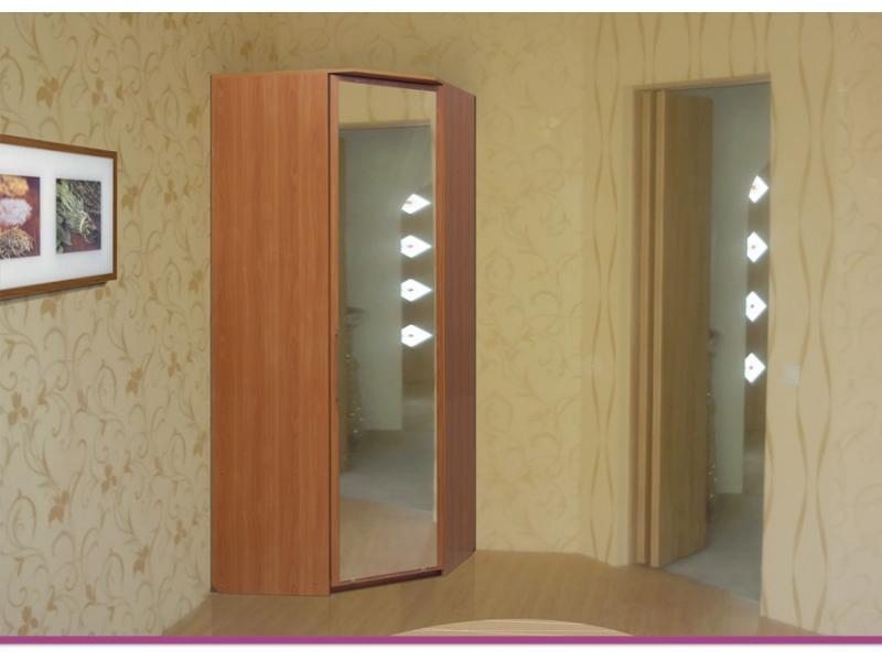 Шкаф угловой с зеркалом 870, цена: 11350$ купить в интернет-.