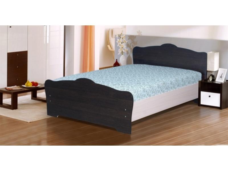 Кровать ЛДСП 6