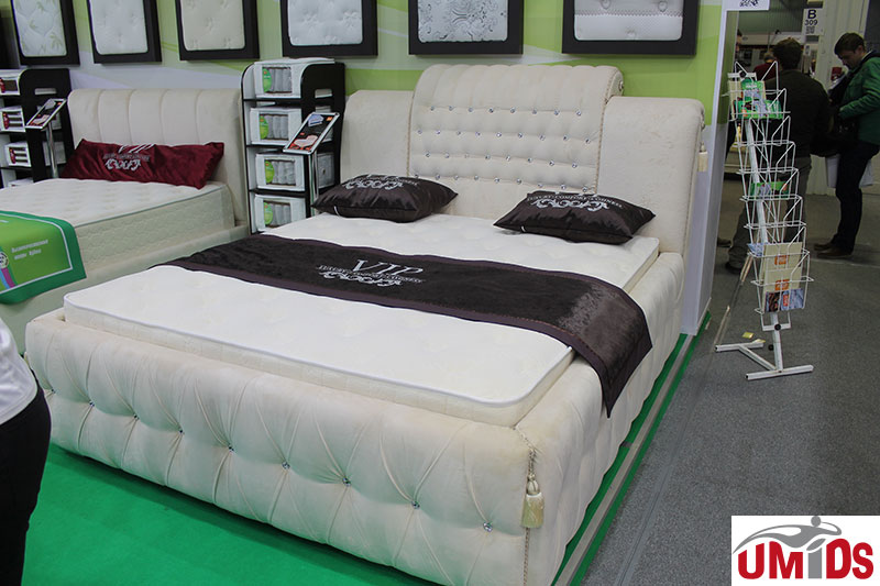 Мебельная выставка Краснодар: Кровать, матрас