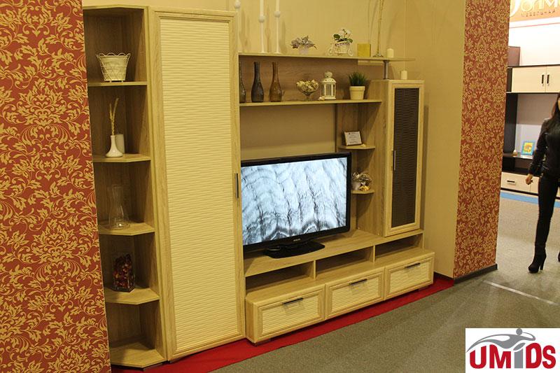 Мебельная выставка Краснодар: Гостиная стенка