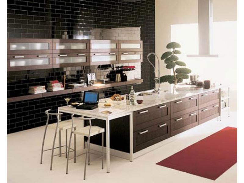 Кухонный гарнитур прямой 96