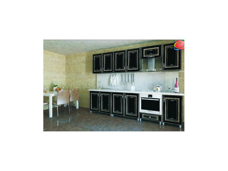 Кухонный гарнитур прямой Хельга 1