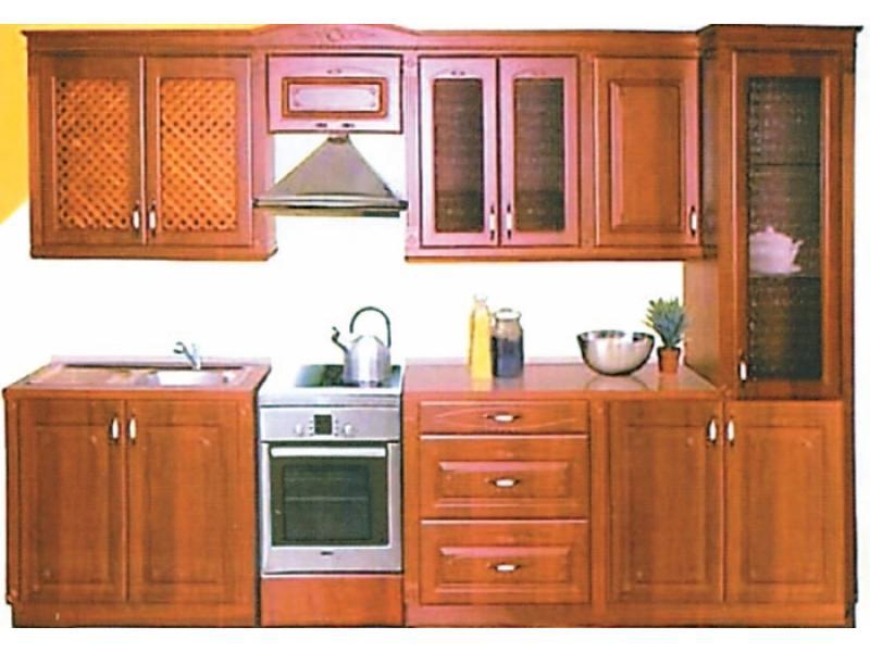 Кухонный гарнитур прямой ЭК-56