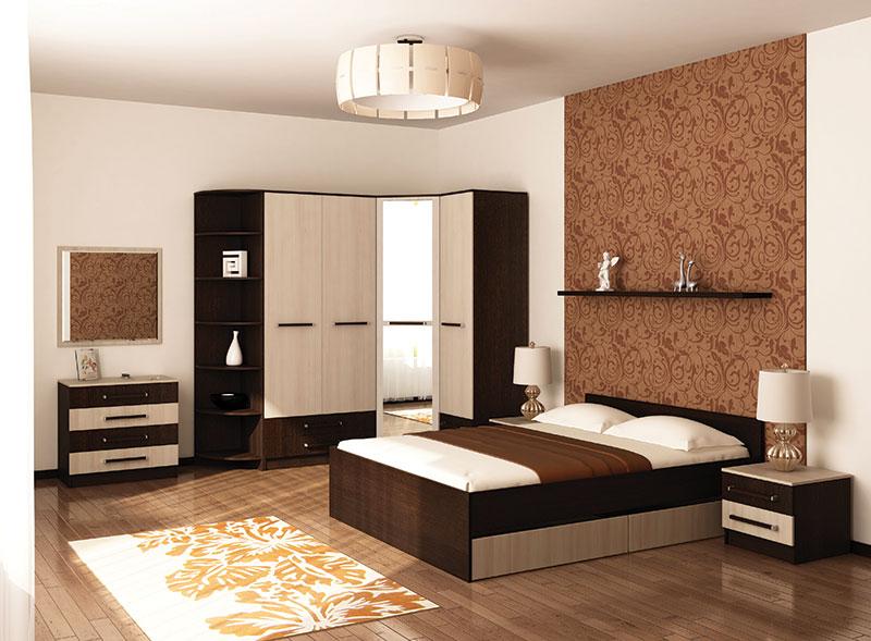 Спальня  Вербена-1