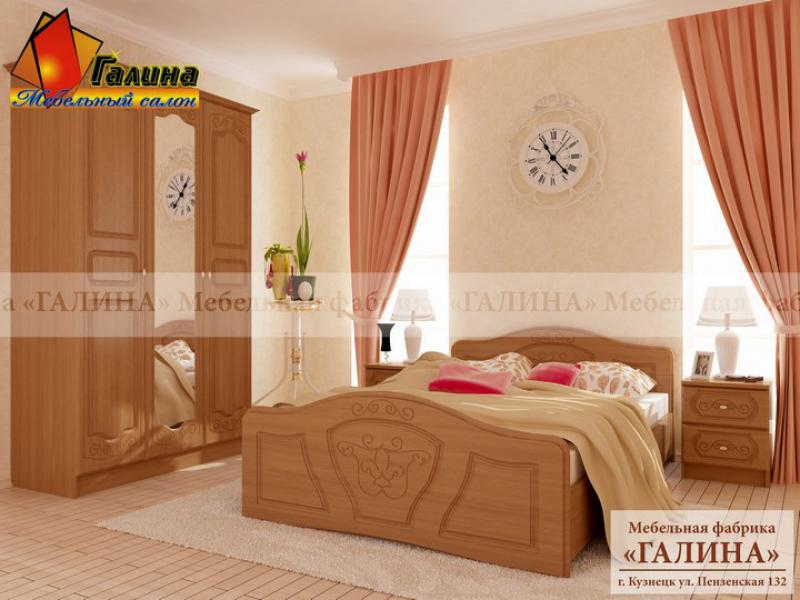 Спальный гарнитур «Дарина»