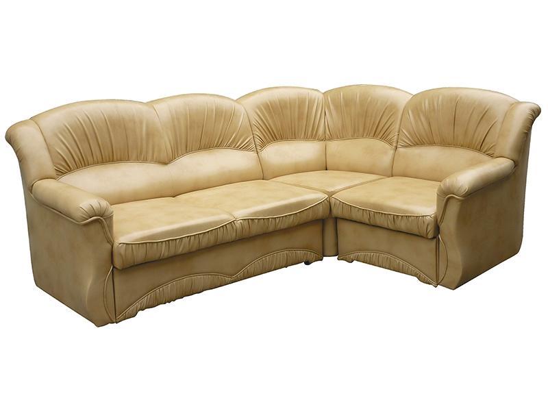 Угловой диван Рузава