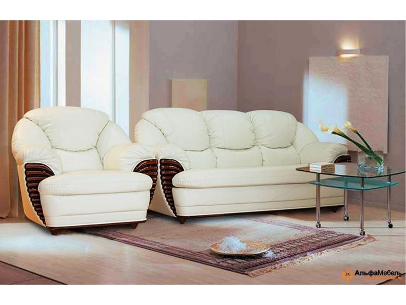 диван прямой Альфа 241