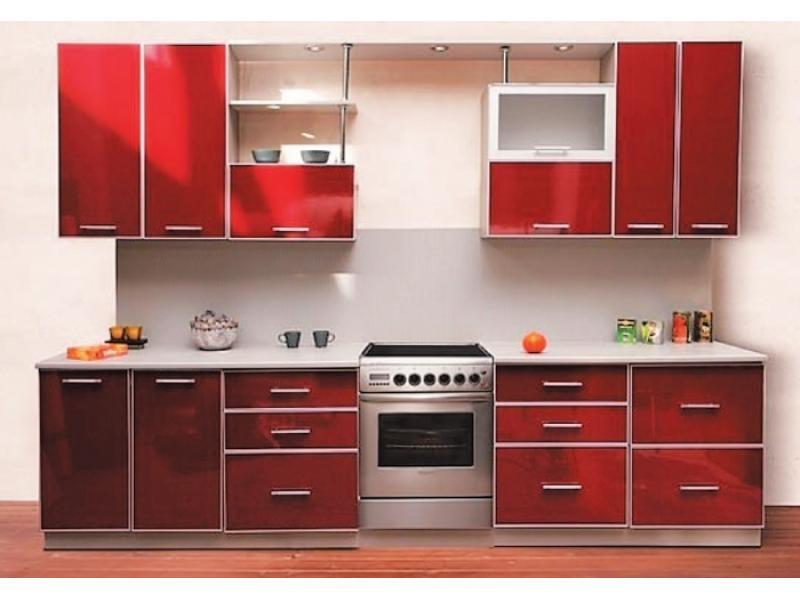 Кухонный гарнитур прямой №3