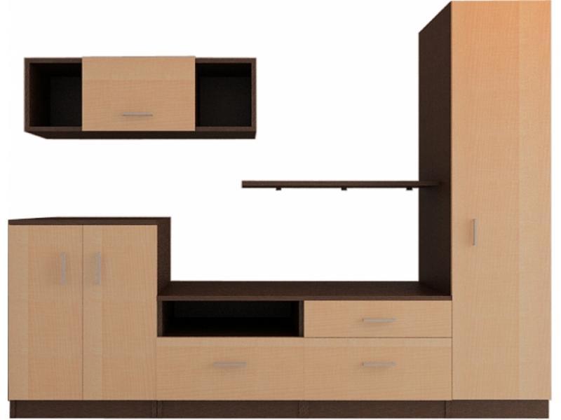 Гостиная стенка Архитектор 4