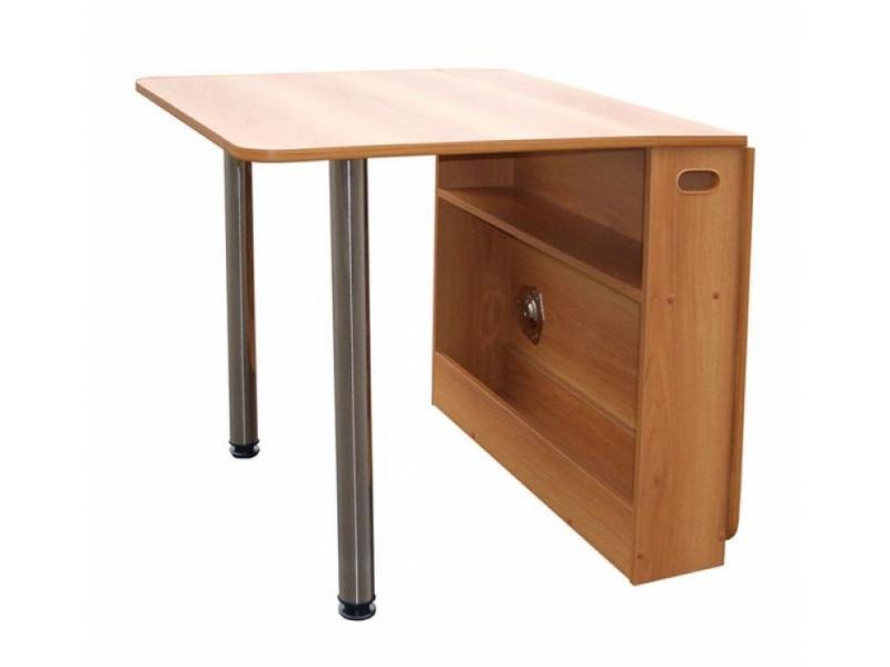 Стол-книжка с ящиками: мебель повышенной функциональности.
