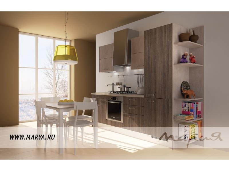 Кухонный гарнитур «Mix» (Модерн)