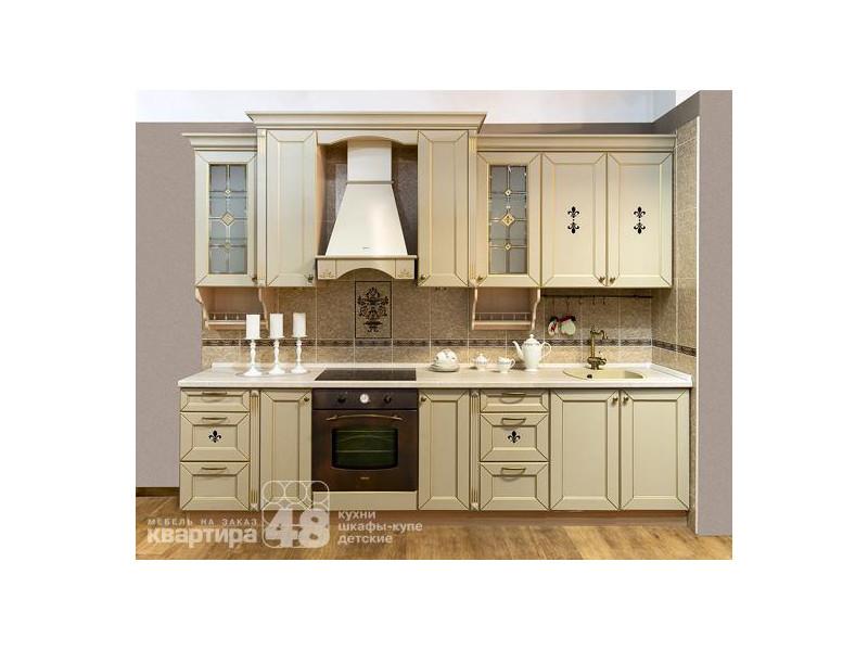 Кухонный гарнитур прямой Гармония 5