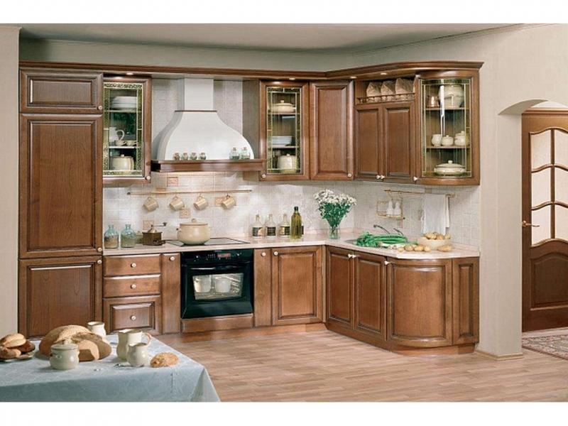 Кухня Ирина массив