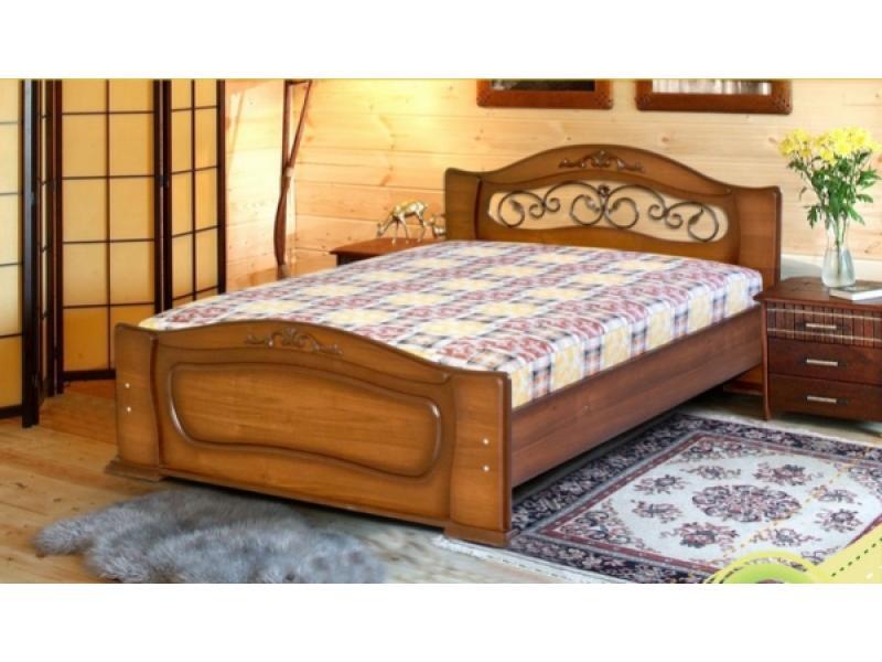 Кровать МДФ МК 20