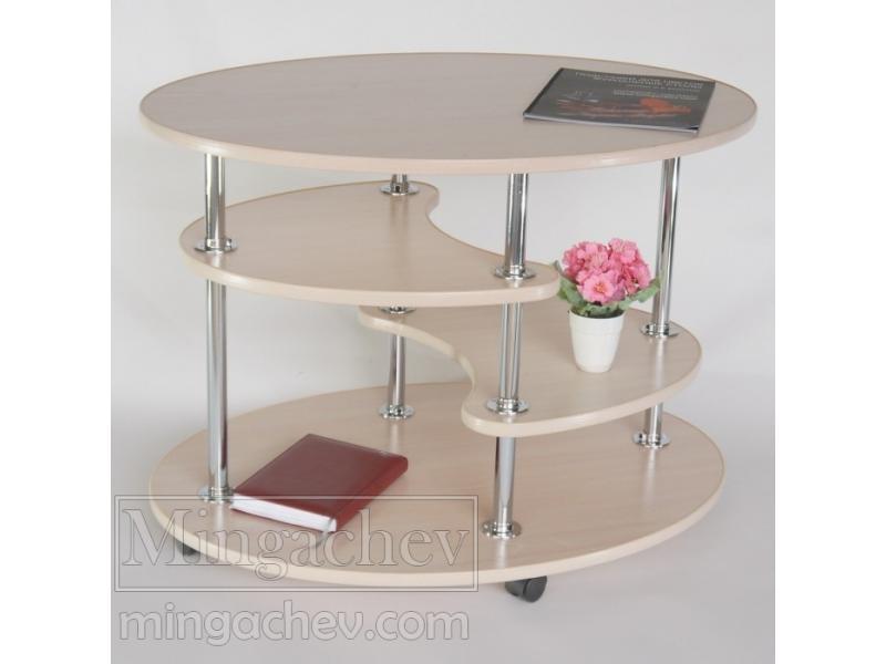 Журнальный стол Лебедь 2