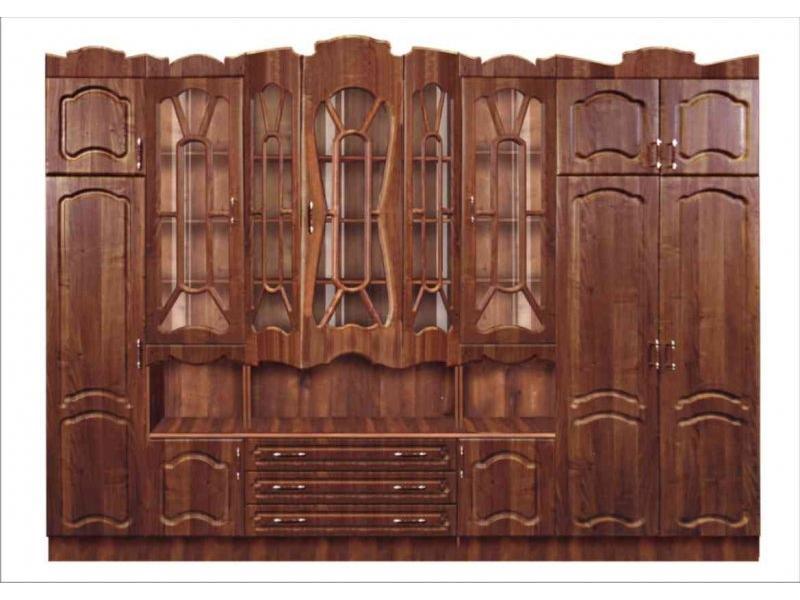 Гостиная стенка Мираж-11 МДФ