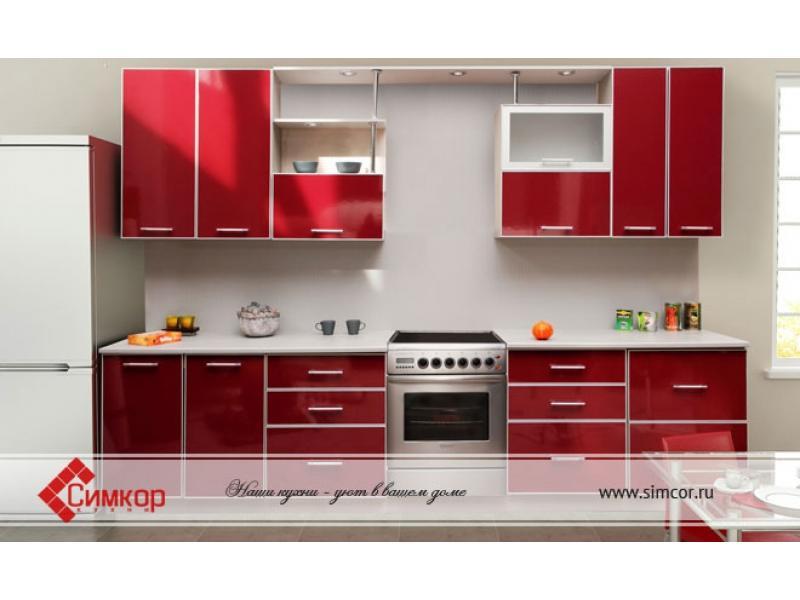 Кухня Алюминиевая рамка 4