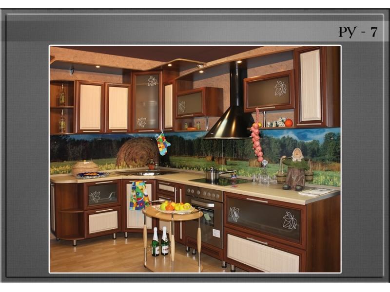 Кухня угловая РУ-7