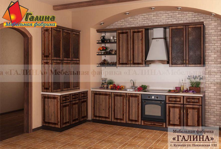 Кухонный Гарнитур Патина 004