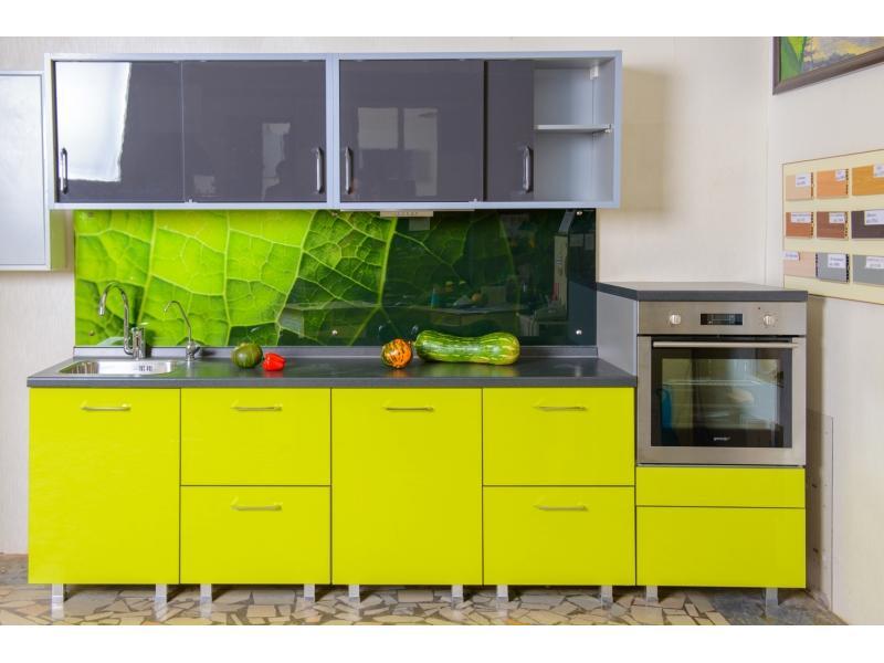 Кухонный гарнитур прямой Luxe