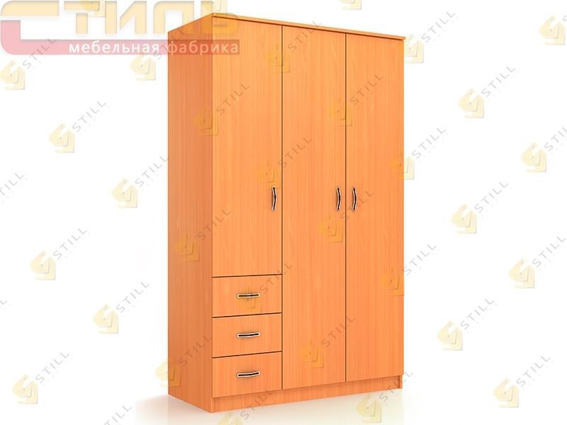 Шкаф 3-х створчатый т-4л купить недорого в интернет-магазине.
