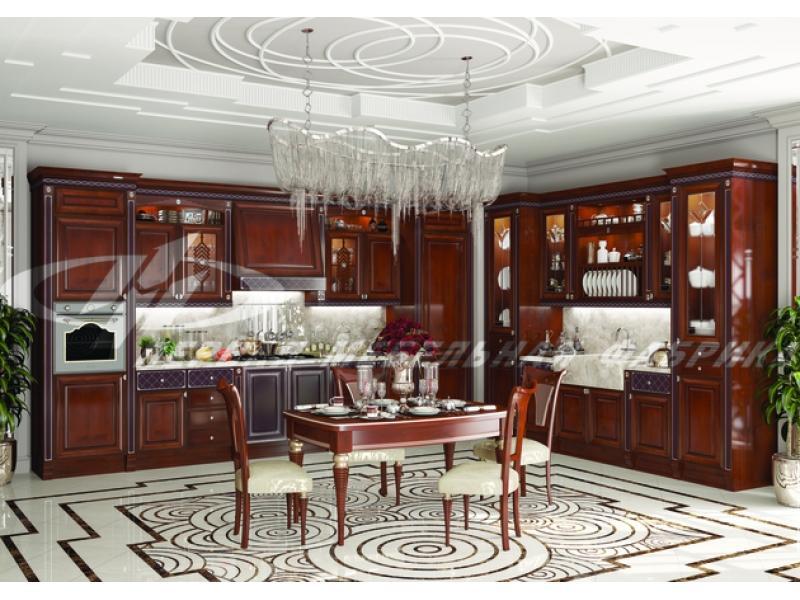 Кухонный гарнитур угловой Турин