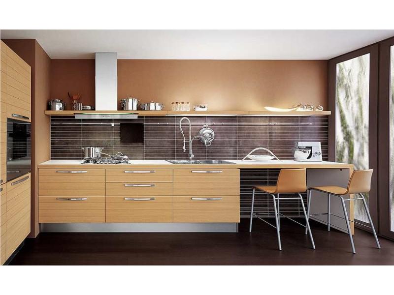 Кухонный гарнитур прямой 9