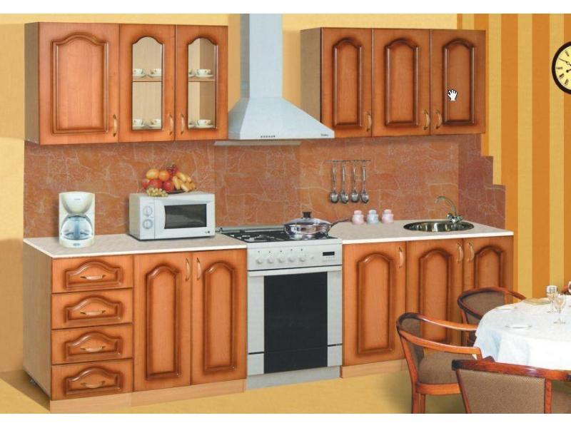 кухня прямая Классика 4