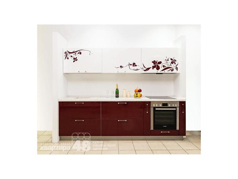 Кухонный гарнитур прямой Соната 2