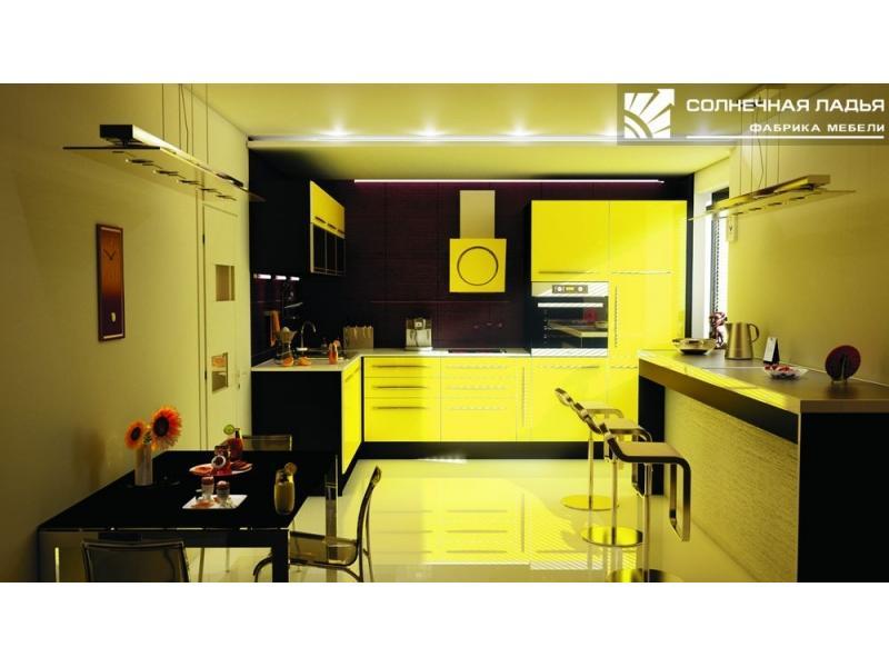 Кухня угловая 16