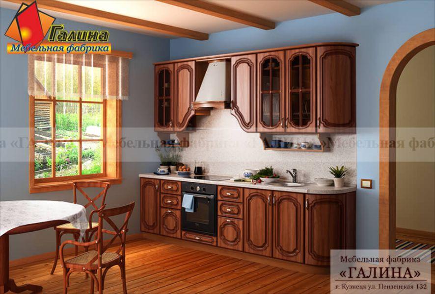 Кухонный Гарнитур Патина 001