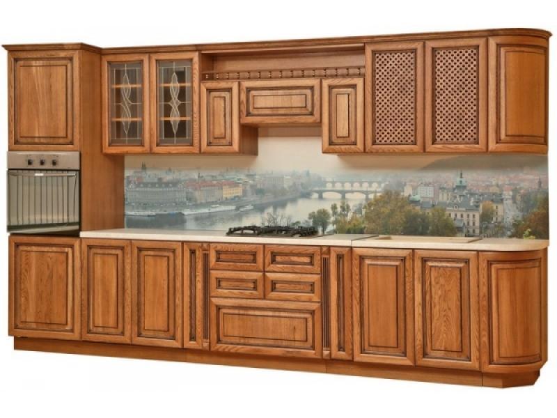 Кухонный гарнитур угловой Ирина