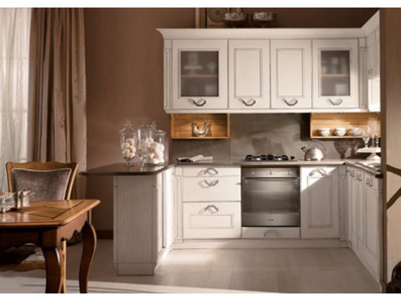 Кухня угловая Кантри 4