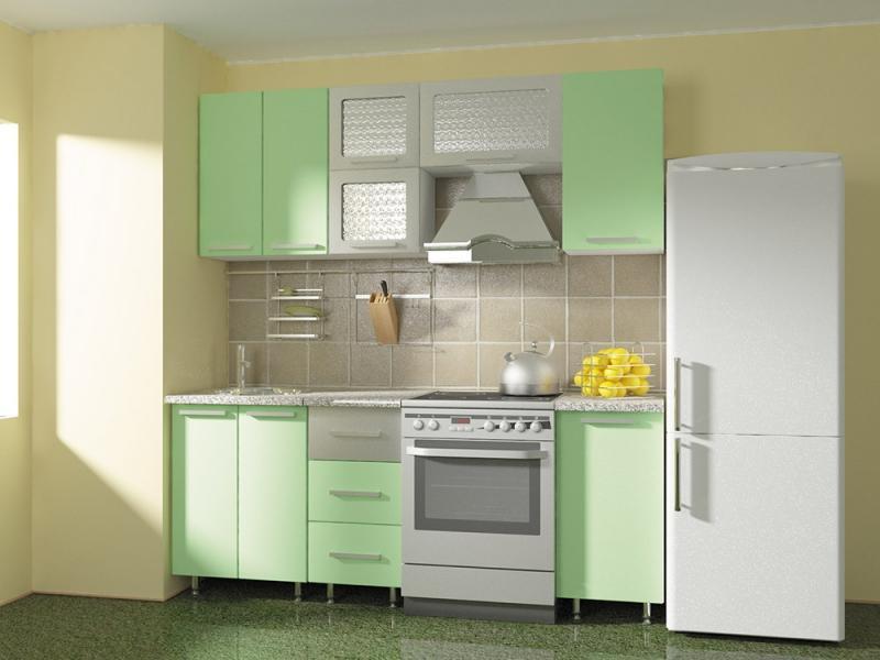 Кухня Техно 1,4м