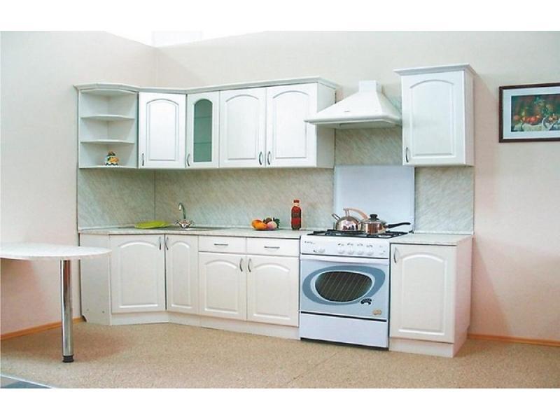Кухня угловая «Скарлетт»